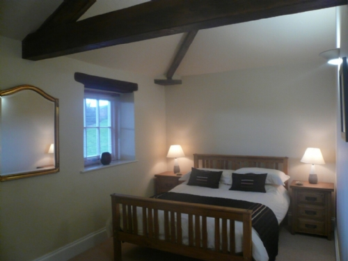 Carlton Mill, Carlisle, Double bedroom, Lakes cottage holidays