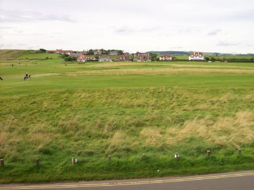 Golf couse views