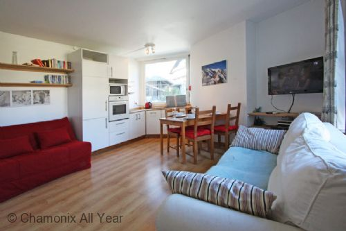 Le Beausite apartment