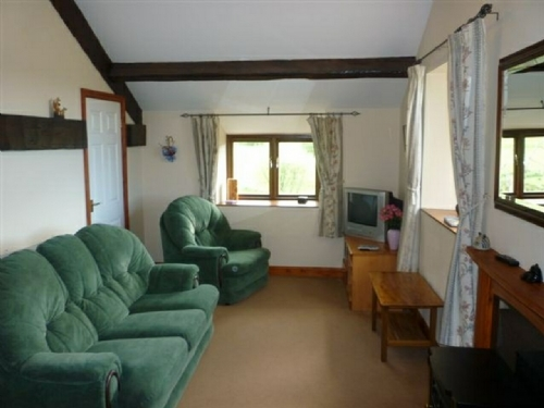 Bank End Cottage, Lounge, Lakes Cottage Holidays