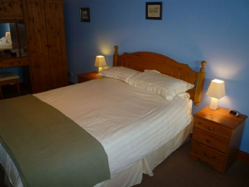 Bank End Cottage, Bedroom, Lakes Cottage Holidays