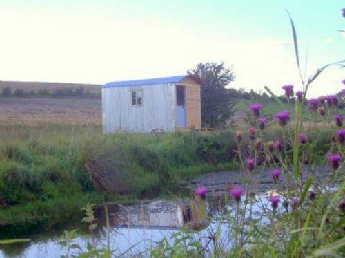 SHEPHERD'S HUT, Crosby Ravensworth, Eden Valley