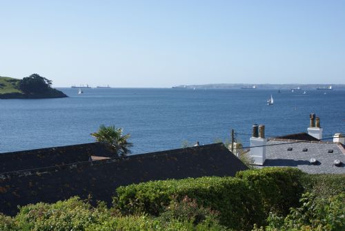 Mizzen Top, St Mawes - Roseland & St Mawes cottages