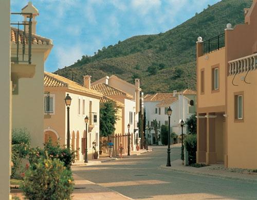 Stunning street setting