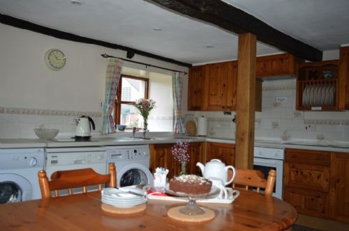 Midtown Cottage, Newby, Kitchen, Lakes Cottage Holiday