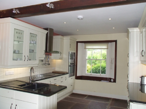 Greenbank Farm House, Kitchen, Lakes Cottage Holidays