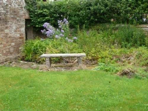Cherry Tree Cottage, self catering accommodation Hayton, nr Carlisle, garden, Lakes Cottage Holidays