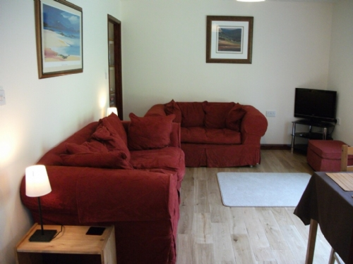 Cherry Tree Cottage, self catering accommodation Hayton, nr Carlisle, lounge, Lakes Cottage Holidays