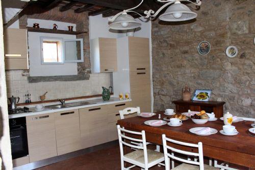 Kitcehn and breakfast room
