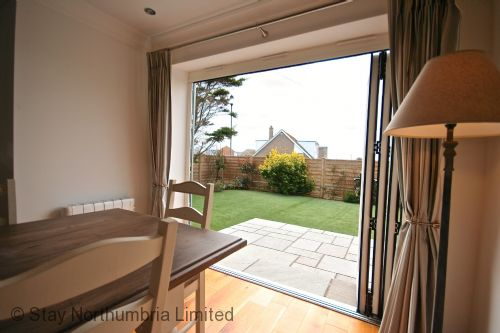 bring the outside in with our fully open sliding doors
