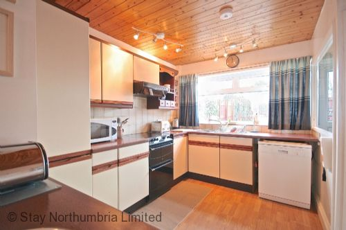 Spacious homely well equipped kitchen