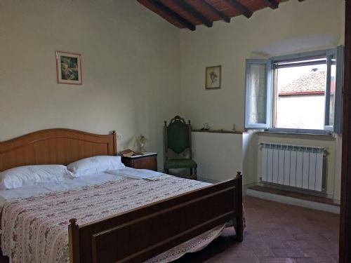 Third bedroom, with window to garden