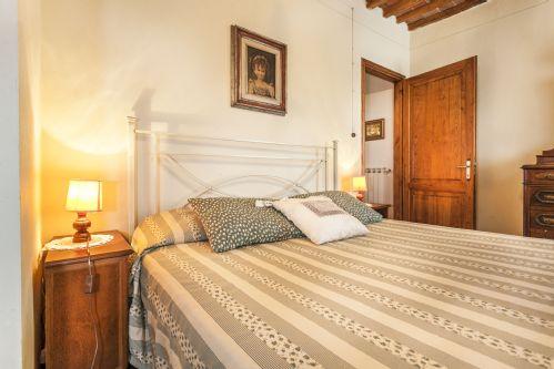 Spacious bright bedrooms