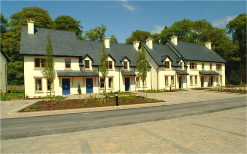 Fota Island 3 Bed Courtyard Lodge, Fota Island Resort, Co.Cork