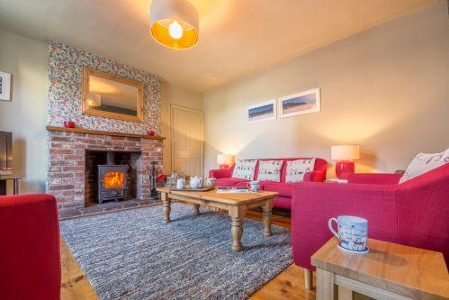 Christine & Richard Garrett, Mulberry Cottage, Wells-next-the-Sea