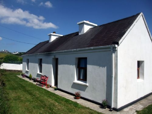 Katies Cottage, Achill, Co.Mayo - 2 Bedroom - Sleeps 4