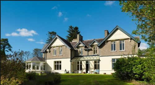 Dunkerron House, Kenmare, Co.Kerry- 8 Bedrooms - Sleeps 15