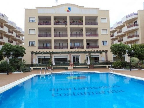 Costamarina, Top Floor, Cabo Roig, Spain - 2 Bed- Sleeps 4