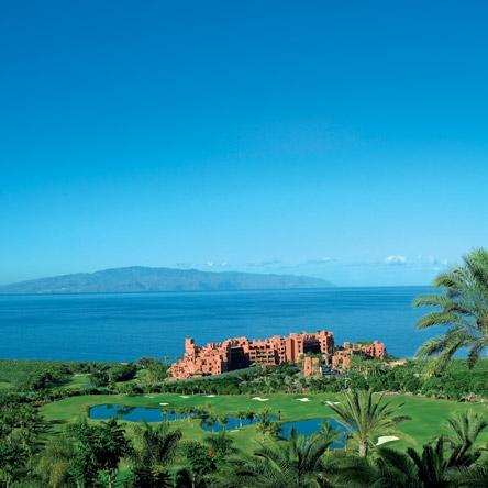Abama Golf Course Views