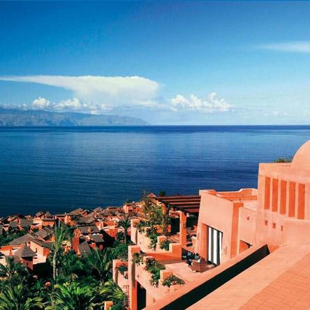 Abama Terrace Views
