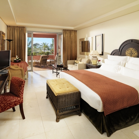 Abama Deluxe Room