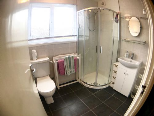 Downstairs Family Shower Room
