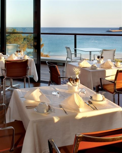 Dine with Sea Views at the Martinhal Hotel