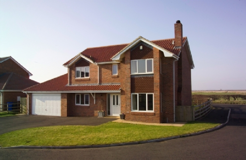 Self catering holiday house in seahouses northumberland for Modern house holiday lets