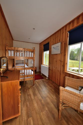 Upfront,up,front,reviews,accommodation,self,catering,rental,holiday,homes,cottages,feedback,information,genuine,trust,worthy,trustworthy,supercontrol,system,guests,customers,verified,exclusive,bunkhouse - room one ,ardtornish estate,morvern,,image,of,photo,picture,view