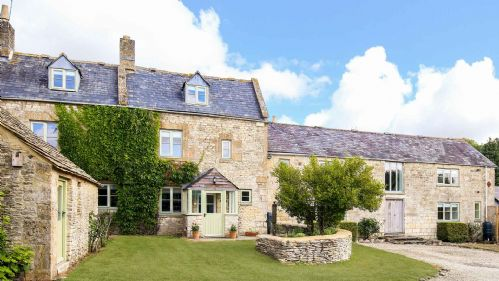 Upton Downs Farmhouse - StayCotswold