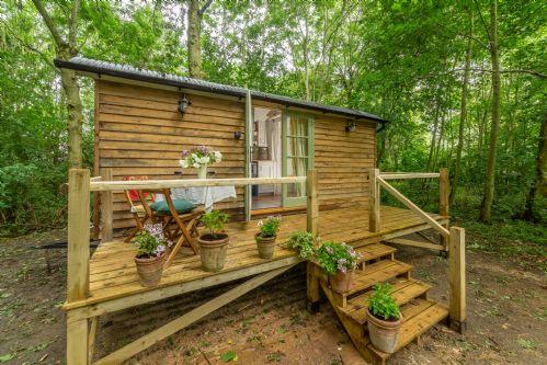 Bell Farm Shepherds Hut
