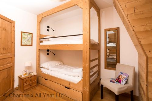 Bunk beds are great for kids, suitable for adults too