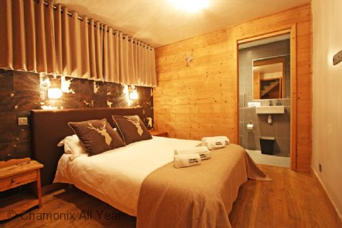 Chalet Union – Cowhide room