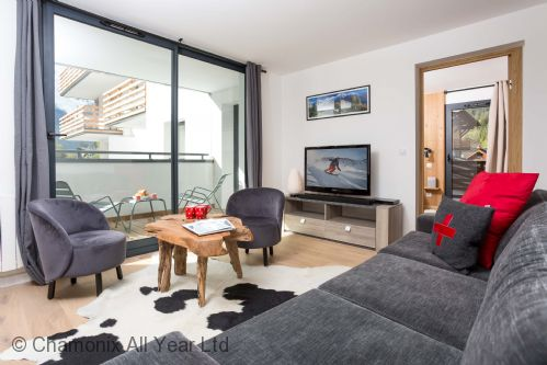 La Cordee 112 Apartment is comfortable for up to 7 people
