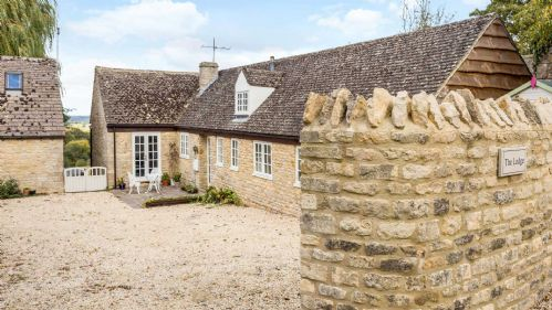 The Lodge, Nether Westcote - StayCotswold