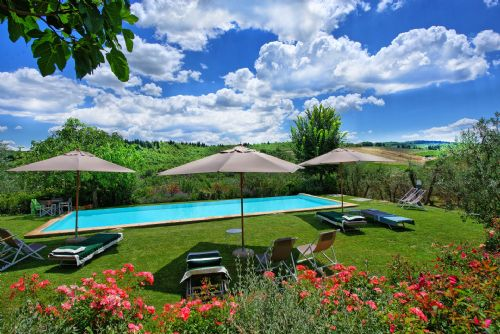Upfront,up,front,reviews,accommodation,self,catering,rental,holiday,homes,cottages,feedback,information,genuine,trust,worthy,trustworthy,supercontrol,system,guests,customers,verified,exclusive,villa poggio,bridgewater's idyllic italy,san donnato in poggio,,image,of,photo,picture,view