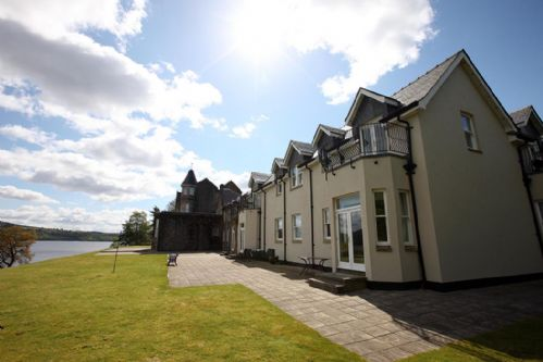 Upfront,up,front,reviews,accommodation,self,catering,rental,holiday,homes,cottages,feedback,information,genuine,trust,worthy,trustworthy,supercontrol,system,guests,customers,verified,exclusive,number 15 lomond castle - sleeps 6-7,auchenheglish luxury lodges,arden,,image,of,photo,picture,view
