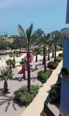 Calas de Campoamor in Cabo Roig, 2 Bedroom Apartment Sleeps 4