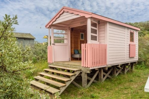 Shrimpers Beach Hut