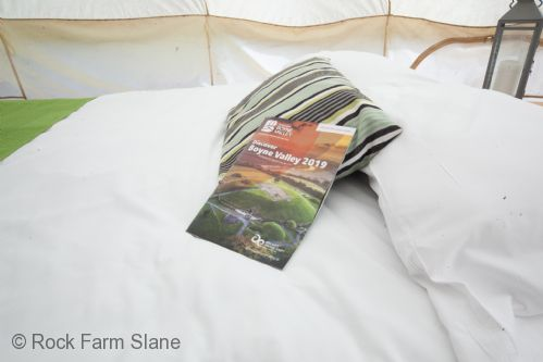 Upfront,up,front,reviews,accommodation,self,catering,rental,holiday,homes,cottages,feedback,information,genuine,trust,worthy,trustworthy,supercontrol,system,guests,customers,verified,exclusive,la grand tente,rock farm slane,slane,,image,of,photo,picture,view