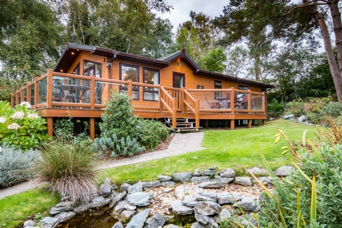 Woodland Falls, Rockley Park. Sleeps 6 & Baby