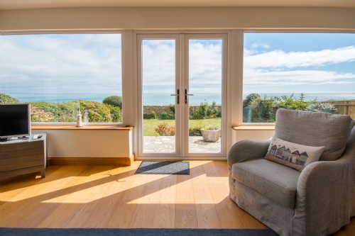 White Sands, Swanage, Sleeps 7 & baby