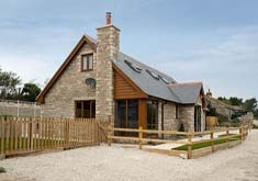 Canaan, Worth Matravers. Sleeps 8 & baby.