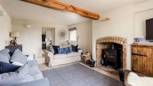 Longborough House Lounge - StayCotswold