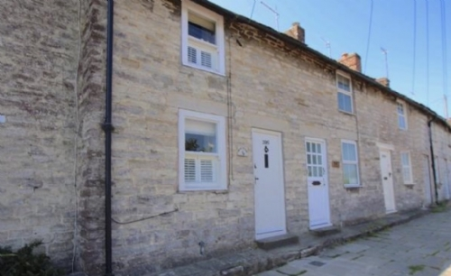 Angel Cottage, Swanage.  Sleeps 2 & Baby