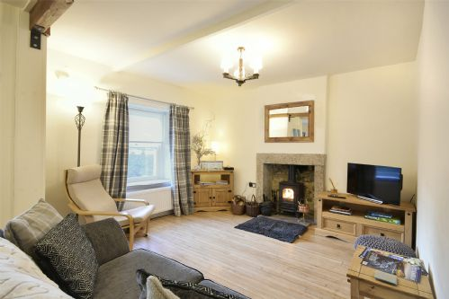 """Super cottage with lovely attention to detail. Best bed and shower EVER!"""