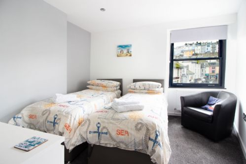 Upfront,up,front,reviews,accommodation,self,catering,rental,holiday,homes,cottages,feedback,information,genuine,trust,worthy,trustworthy,supercontrol,system,guests,customers,verified,exclusive,kings quay apartments 2,brixham holidays ltd,brixham,,image,of,photo,picture,view