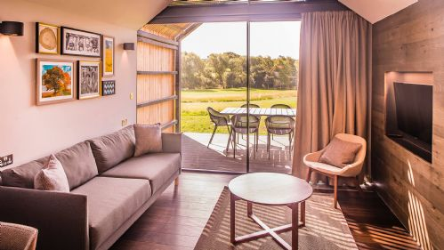 Wolford Lodge - Living Area - StayCotswold