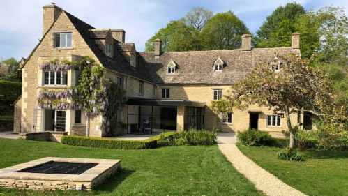 Swinbrook Cottage - StayCotswold