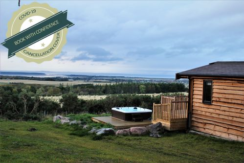 Upfront,up,front,reviews,accommodation,self,catering,rental,holiday,homes,cottages,feedback,information,genuine,trust,worthy,trustworthy,supercontrol,system,guests,customers,verified,exclusive,ben klibreck - 2 bed lodge,burgie house,forres,,image,of,photo,picture,view